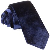 The Tie Bar Navy Formal Velvet Tie