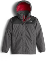 The North Face 'Resolve' Waterproof Rain Jacket (Big Boys)