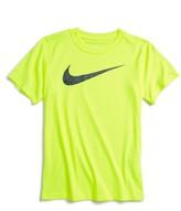 Nike Boy's Legend Talistatic Swoosh Dri-Fit T-Shirt