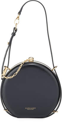 Ralph Lauren Soft Leather Canteen Top Handle Bag
