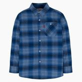 Levi's Boys (8-20) Long Sleeve Woven One-Pocket Shirt
