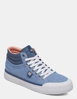 DC Womens Evan HI TX SE Shoe
