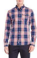 Superdry Plaid Button-Down Sport Shirt