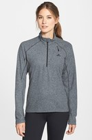 adidas Women's 'Reachout' Half Zip Hiking Top