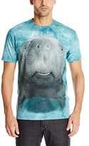 The Mountain Big Face Manatee T-Shirt