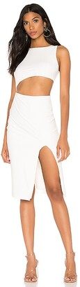 superdown Amira Cut Out Dress