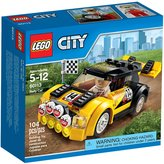 Lego City Great Vehicles Rally Car - 60113