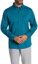 Tommy Bahama Oasis Twill Original Fit Long Sleeve Shirt