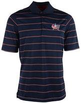 Antigua Men's Columbus Blue Jackets Deluxe Polo Shirt