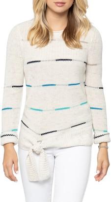Nic+Zoe Fresh Path Sweater