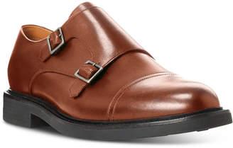 Polo Ralph Lauren Men Asher Double Monk Oxfords Men Shoes