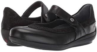 Wolky Morris (Black) Women's Shoes