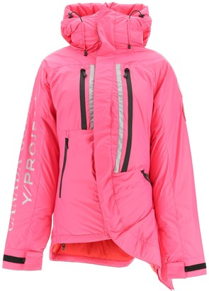 Y/Project Y Project Skreslet Padded Down Jacket