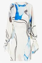 Sass & Bide The Abstract Mini Dress