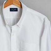 The Tie Bar White The All-Purpose Oxford Shirt