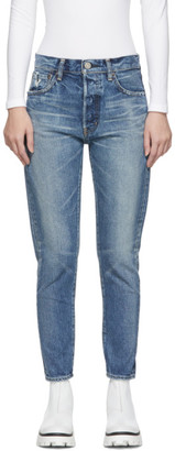 Moussy Blue Moskee Jeans