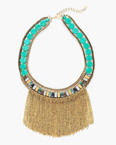 Chico's Loren Collar Necklace