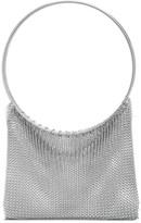 Saskia Diez Silver No.3 Mesh Ring Tote