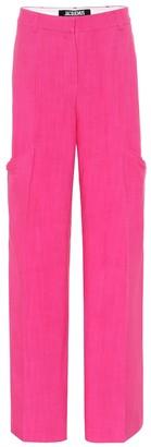Jacquemus Moyo high-rise pants