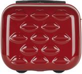 Lulu Guinness Hard Sided Vanity Case - Red