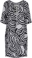 Biancoghiaccio Short dresses - Item 34764371