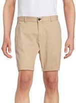 Hudson North Cotton Twill Shorts