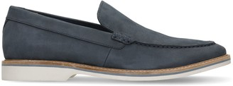 Clarks Men's Leather Slip-On Loafers - AtticusEdge