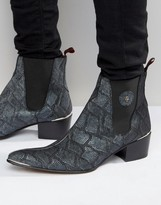 Jeffery West Sylvian Chelsea Boots