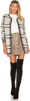 Greylin Mira Wool Zip Up Jacket