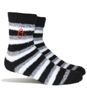 Stance Baltimore Orioles Fuzzy Steps Socks