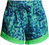Under Armour Printed Sprint Shorts, Big Girls