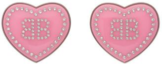 Balenciaga Pink Crush Earrings