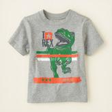 Children's Place Big t-rex graphic tee