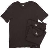Michael Kors Essentials V-Neck T-Shirt 3-Pack