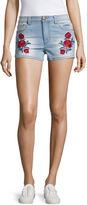 Almost Famous 2 Denim Shorts-Juniors