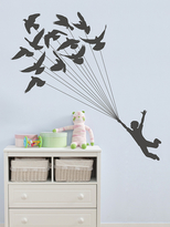Like a Bird Wall Art