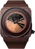 o.d.m. Watches Men's SU99-2 3 Touch Analog and Digital Watch