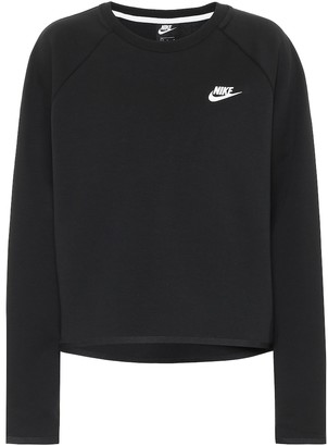Nike Cotton-blend sweatshirt