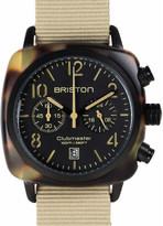 Briston Clubmaster HMS watch