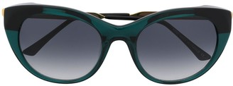Thierry Lasry Gradient Tinted Cat Eye Sunglasses