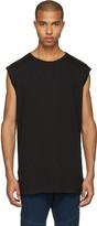 Balmain Black Studded Muscle T-Shirt