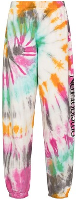Aries No Problemo tie-dye track pants