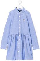 Ralph Lauren shirt midi dress