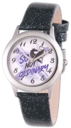 Disney Descendants 3 Girl's SS Watch, 1-Pack