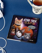 Books Star Trek Cats Book