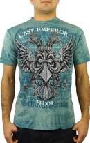 Affliction Fedor Warbird Special Edition Short Sleeve T-Shirt M