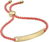 Monica Vinader Havana 18ct gold-plated friendship bracelet