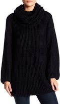 Leibl '38 Removable Oversize Collar Sweater