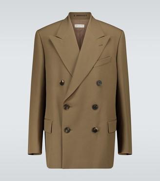 Dries Van Noten Oversized double-breasted blazer