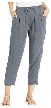 Prana Larkin Pants (Chalkboard) Women's Clothing